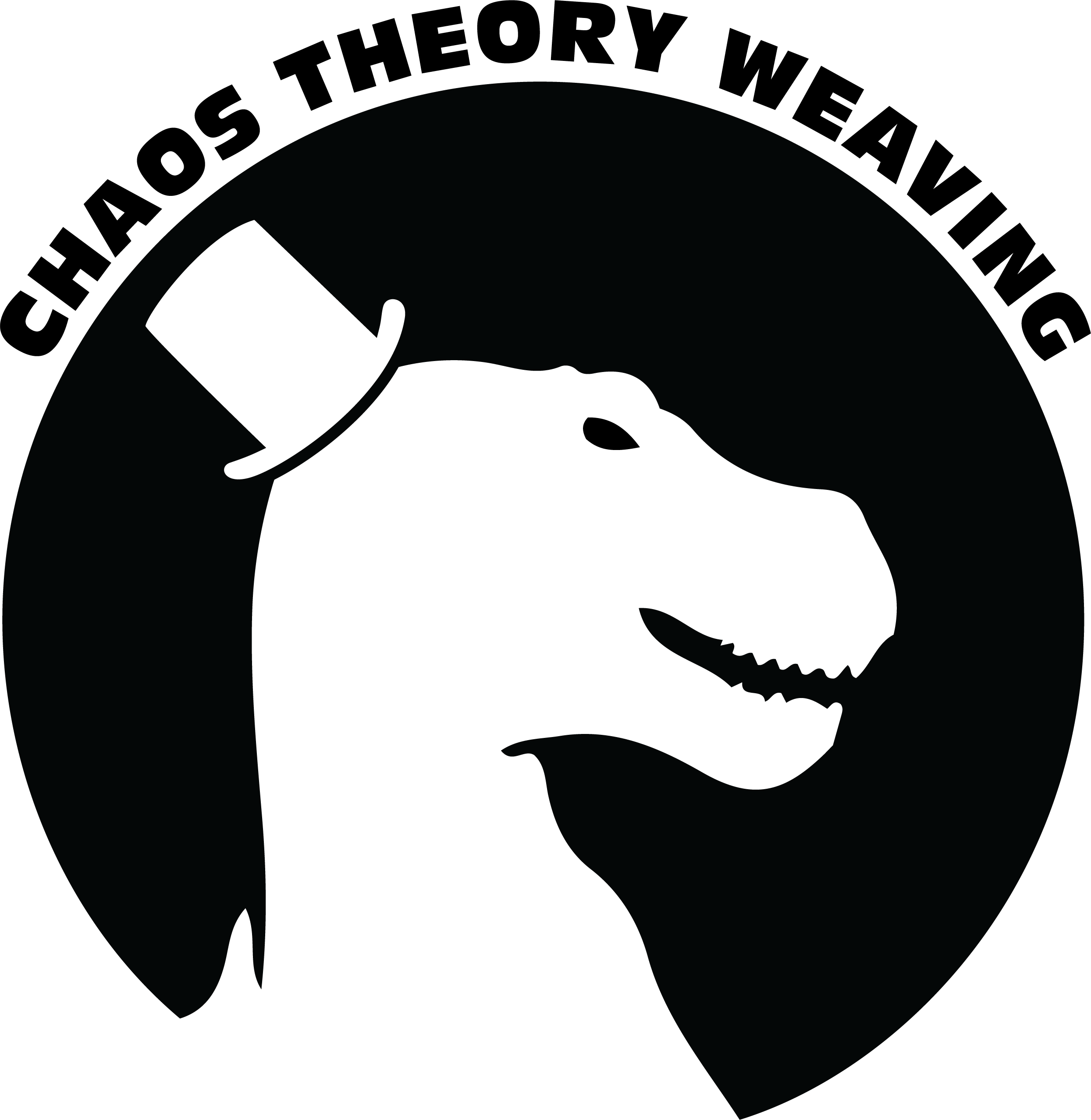 Chaos Theory Weaving